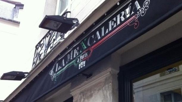 """La Mexcaleria Bienvenue au restaurant """"La Mexcaleria"""""""