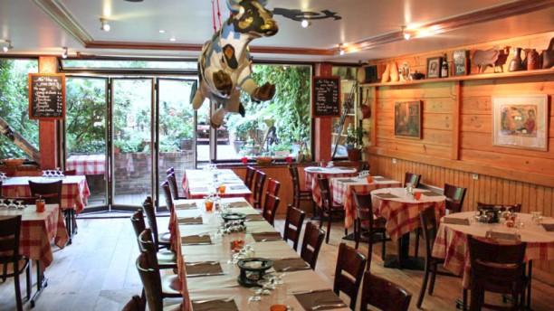 L'Assiette aux Fromages Salle du restaurant