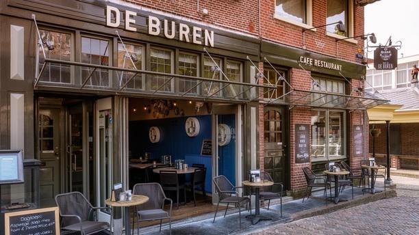 Bistro Bar de Buren outside