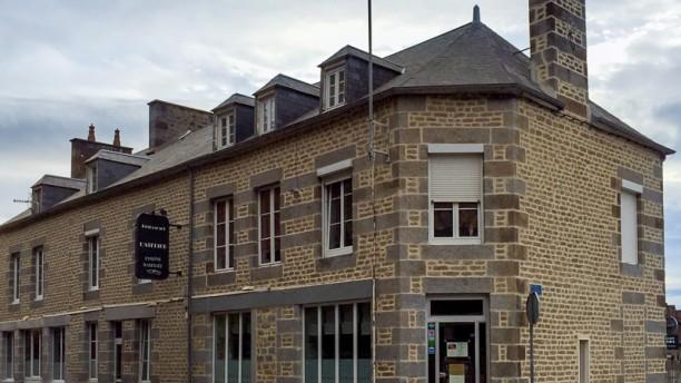 Restaurant L'Atelier restaurant L'Atelier : la facade
