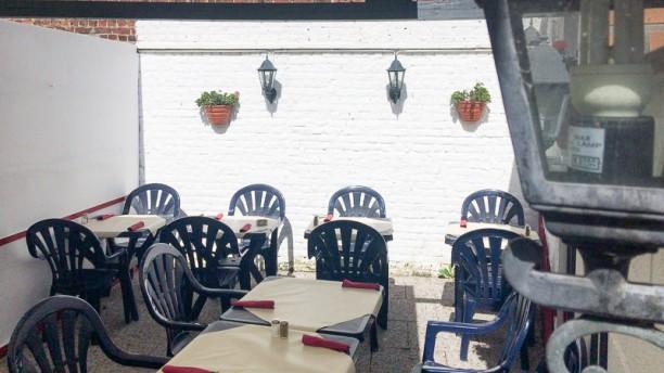 Le Quattro Stagioni La terrasse