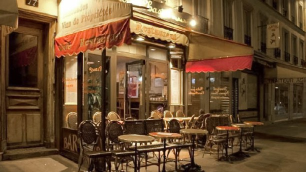 Café Chastel Entrée