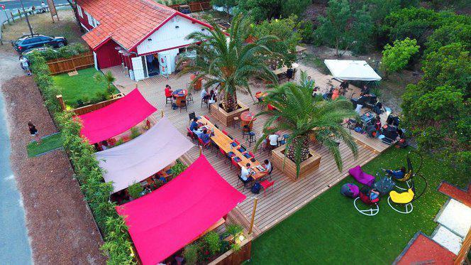 Le Red Store - Restaurant - Lège-Cap-Ferret