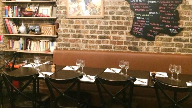 Little Parmentier - Restaurant - Paris