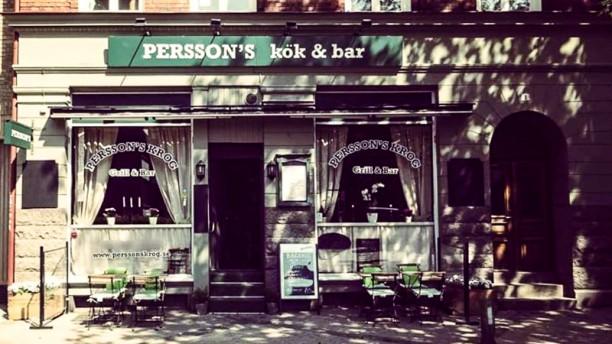 Perssons Kök & Bar Ute
