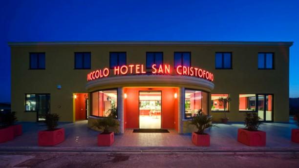 Piccolo Hotel San Cristoforo Esterno