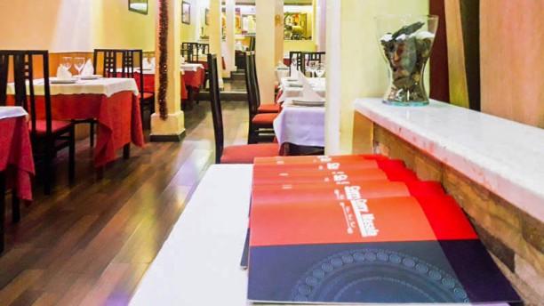 Curry Masala Vista de la sala