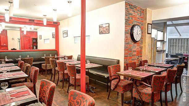 Restaurant anis paris 75017 ternes porte maillot - Auberge dab porte maillot restaurant ...