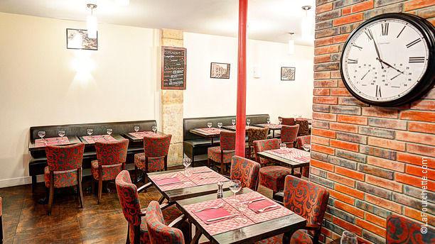 Restaurant anis paris 75017 ternes porte maillot batignolles place de clichy avis - Porte de clichy restaurant ...