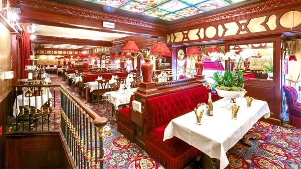 Le Grand Café Capucines Vue de la salle