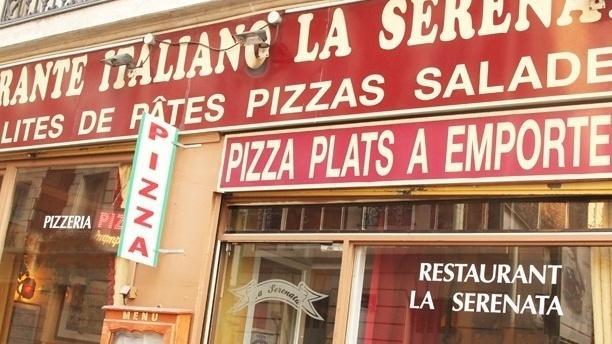 Serenata Bienvenue au restaurant Serenata