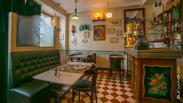 Le p 39 tit troquet restaurant 28 rue de l 39 exposition for Adresse paris expo