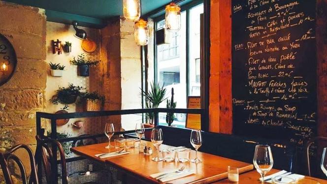 Le Chanard - Restaurant - Paris