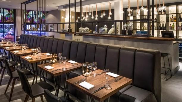 Publique in den haag menu openingstijden prijzen for Den haag restaurant