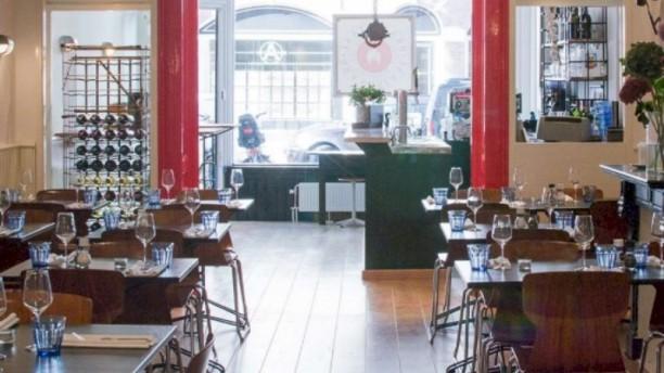 Braadstaal Het restaurant