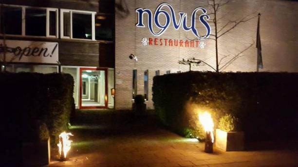 Novus ingang