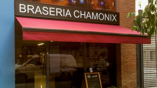 Braseria Chamonix Entrada