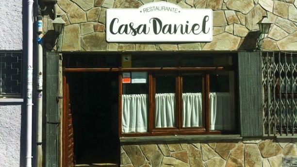 Casa Daniel Entrada