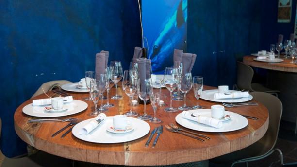 Lazuli - Estórias do Mar sala do restaurante