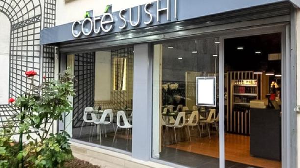 Côté Sushi Vaugirard Devanture
