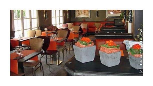 Brasserie Le Donjon Salle du restaurant