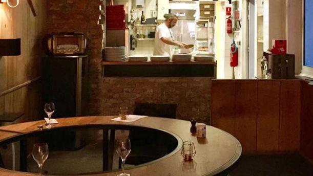 restaurant gianni paris menu avis prix et r servation. Black Bedroom Furniture Sets. Home Design Ideas