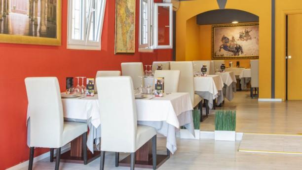 Curcuma & Mango Vista sala