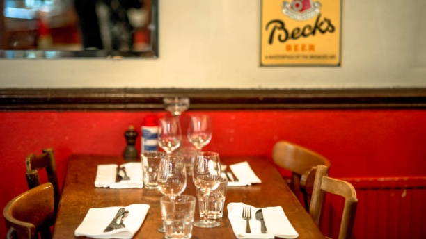Restaurant au repos de la montagne bruxelles avis menu et prix for Restaurant la table de francois troyes