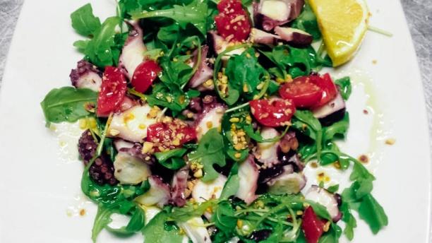 Ristorante Mediterraneo insalata