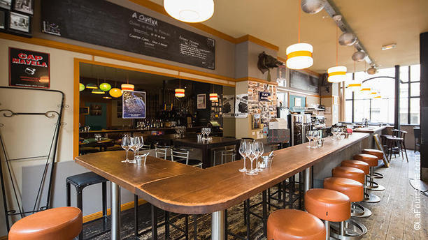 restaurant a cantina comptoir corse quartier saint pierre bordeaux 33000 menu avis. Black Bedroom Furniture Sets. Home Design Ideas