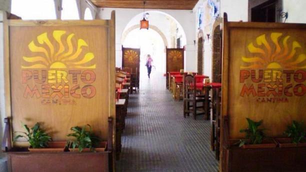 Cantina Puerto México Vista sala