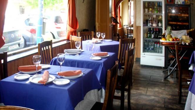 Vista comedor - El Rincón de María, Leganés