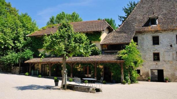 Le Moulin d'Arche Le restaurant
