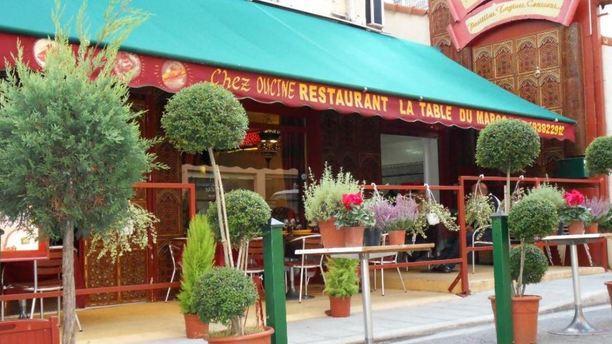 La Table du Maroc Chez Oucine Table du Maroc Chez Oucine