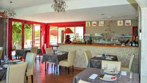 restaurant - Le Plessis - Blanzy