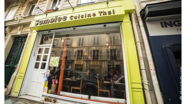 Le Sumalee Restaurant Sumalee Cuisine Thai