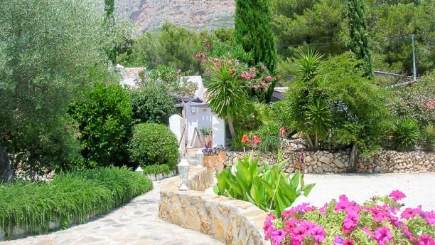 Chez Urs Vista terraza