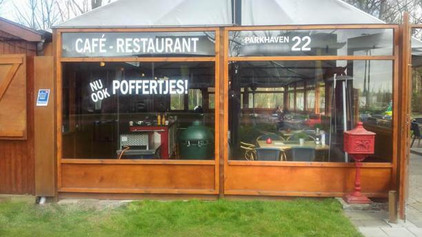 Midgetgolfbaan Parkhaven Het Restaurant