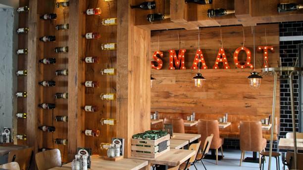 SmaaQt Het restaurant