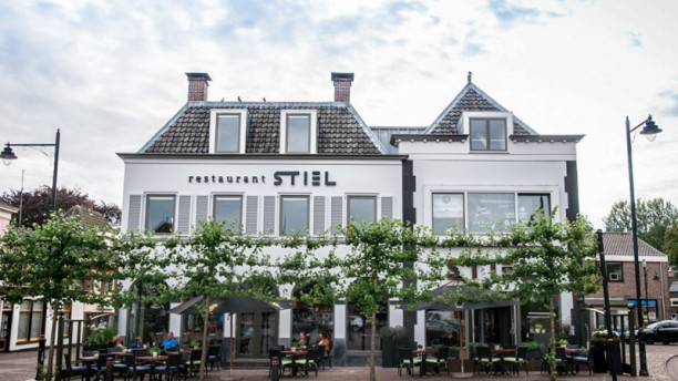 Restaurant Stiel Ingang
