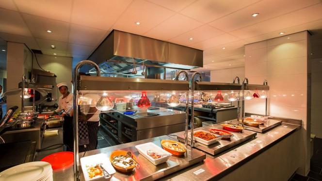 Restaurant - Cathay, Rotterdam