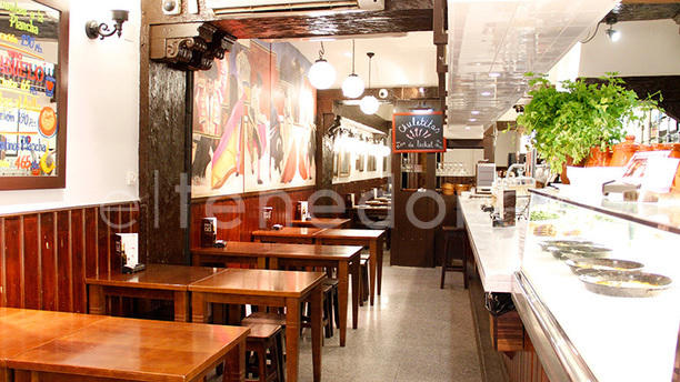 Restaurante la casa del abuelo n ez de arce en madrid sol puerta del sol opiniones men - Restaurante de chicote en puerta del sol ...