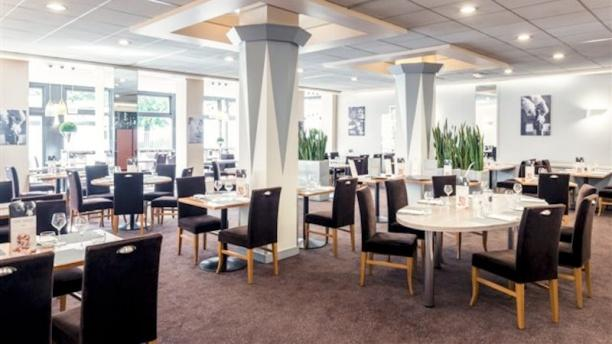 Restaurant my restaurant h tel mercure montrouge for Restaurant le jardin domont 95