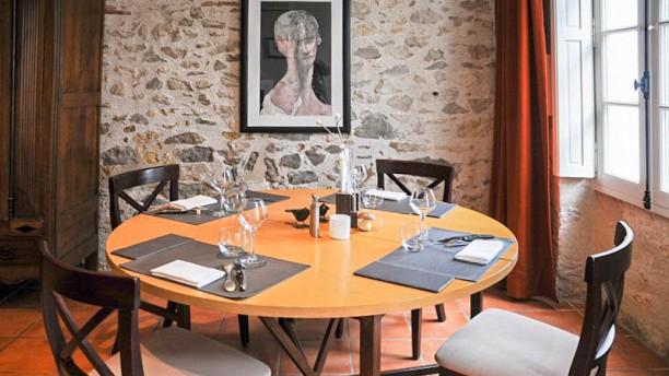 Auberge le Prieuré Salle du restaurant