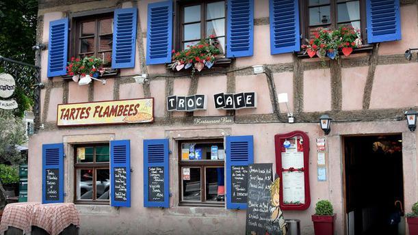 Troc Café facade