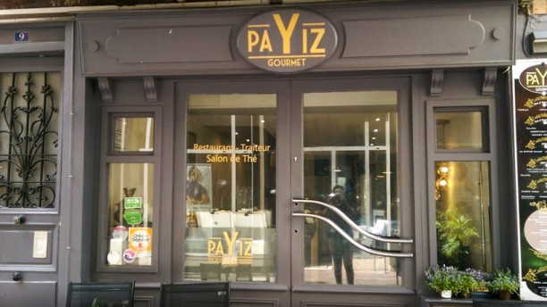 payiz restaurant 9 rue de l 39 h pital 76000 rouen. Black Bedroom Furniture Sets. Home Design Ideas