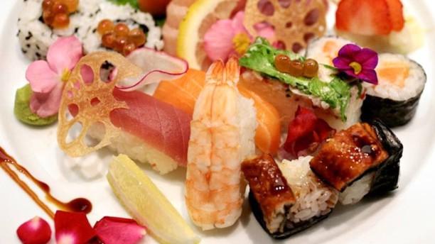 Nagi Cucina Giapponese Sushi Sashimi Misto