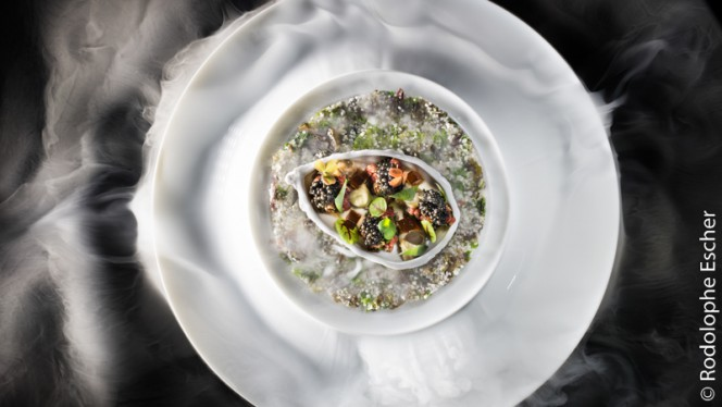 Boeuf de Bazas - Le Pressoir d'Argent - Le Grand Hotel - Gordon Ramsay, Bordeaux