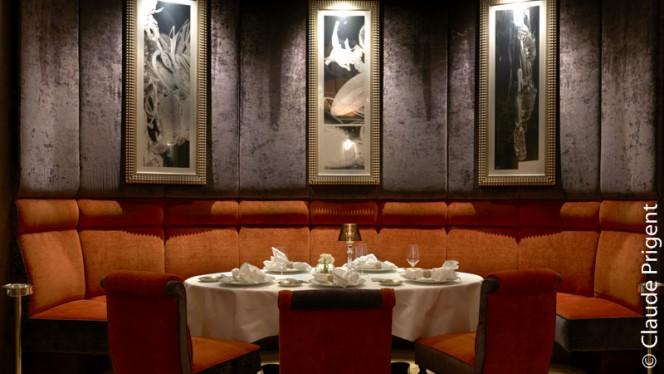 Coin de la salle - Le Pressoir d'Argent - Le Grand Hotel - Gordon Ramsay, Bordeaux