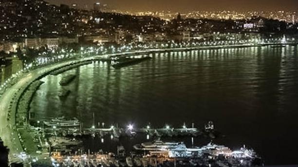 Al Ciclope Golfo di Napoli